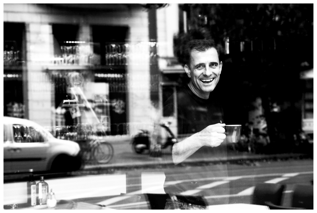 Window coffee break