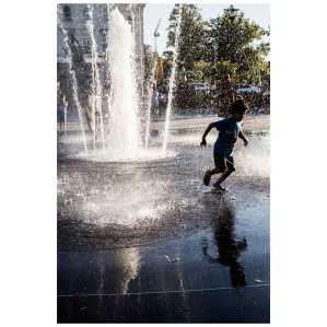 """""""Fountain flight 1"""""""