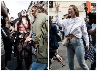 """""""Street dancers-e"""""""