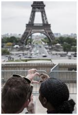 """""""Eiffel heart 2"""""""
