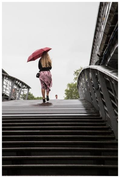 """""""Into the rain"""""""